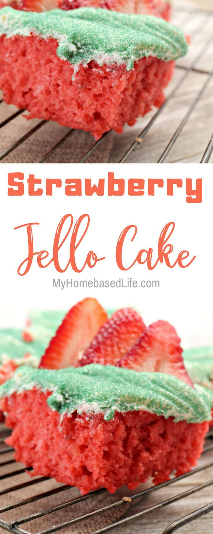 how to make jello cake