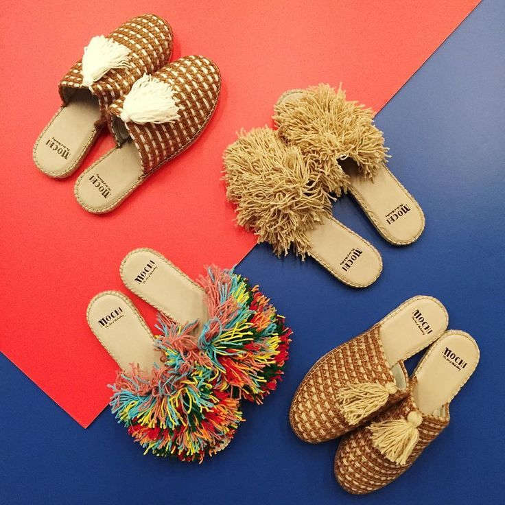 Get ready to be swept off your feet with our #MoroccoCollection Espadrilles, they are finally available ready for your summerrrrr 😻🎉🌈 #AllThingsMochi #Mochi
