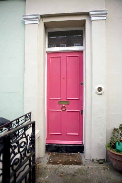 96 best front doors images on pinterest - Front door color meanings ...