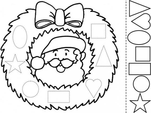 Dibujos De Navidad Coloreados Para Imprimir: Más De 25 Ideas Increíbles Sobre Dibujos De Navidad Para