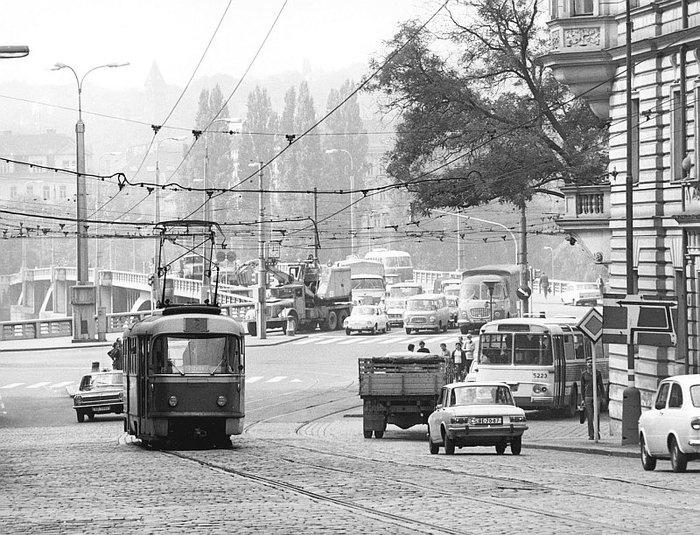 Praha - Resslova