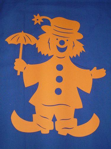 Ber ideen zu fensterbilder vorlagen auf pinterest fensterbilder mandala f r - Fensterbilder karneval ...