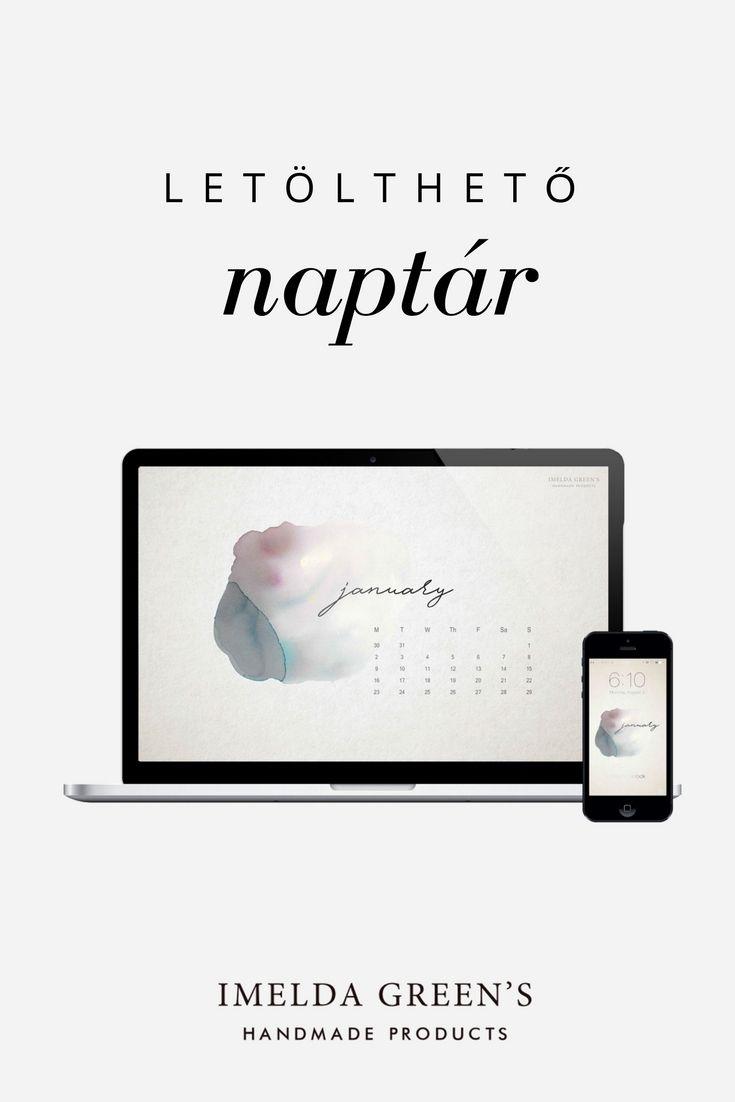 letöllthető naptár 2017 január   downloadable calendar January, 2017