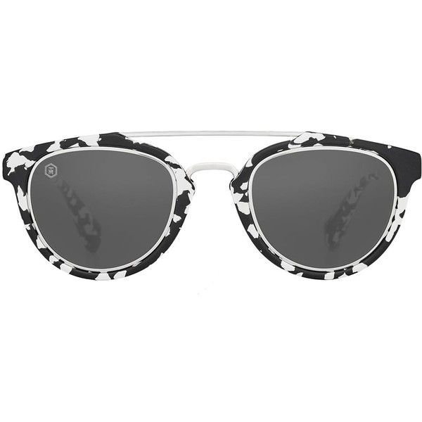 Womens Aviator Taylor Morris Eyewear Rollright Marbled... (5.411.290 VND) ❤ liked on Polyvore featuring accessories, eyewear, sunglasses, glasses, matte sunglasses, aviator sunglasses, aviator eyewear, acetate aviator sunglasses and aviator glasses