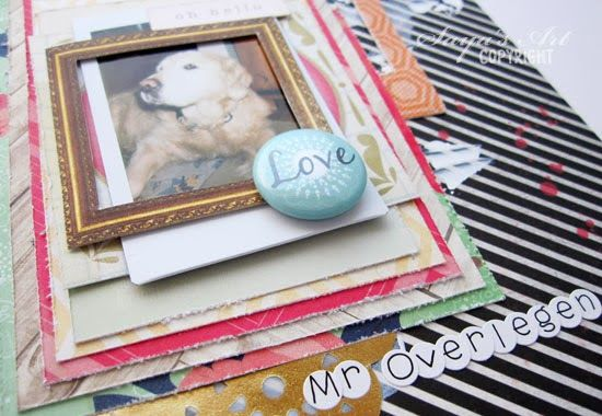 Love flairbutton from MagicMonday ; ) Layout created by Dt Silje for anma.no