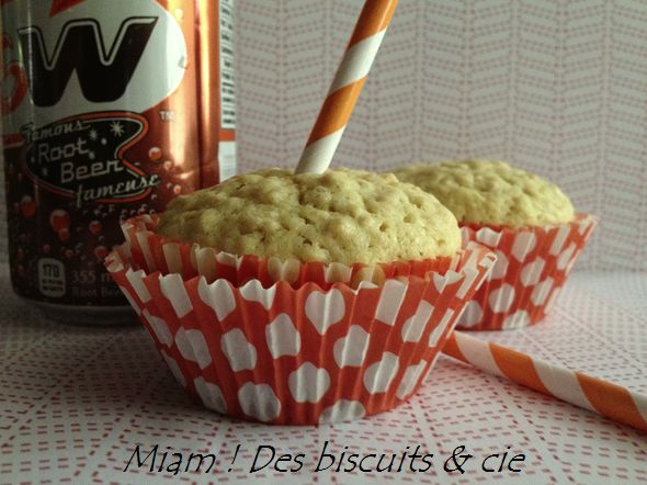 Float Root beer Muffins
