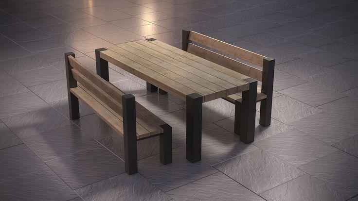garden furniture - vrtna garnitura