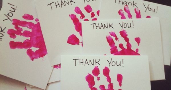 Easy Thank You notes (1st birthday edition) | Nicks birthday | Pinterest | Thank You Notes, 1st Birthdays and Thank You Cards