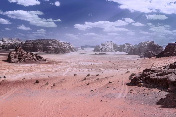 wadi rum desertP