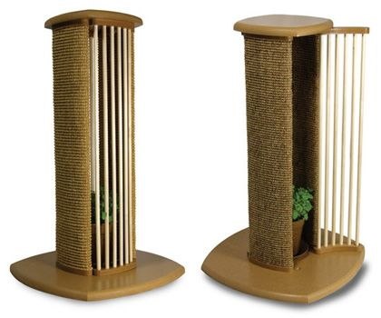 Scratch And Sniff Cat Trees