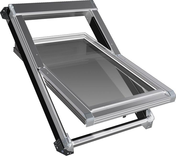 Nowość w naszym katalogu: okno IGO I3 z pakietem trzyszybowym, ciepłą ramką, wypełnione kryptonem