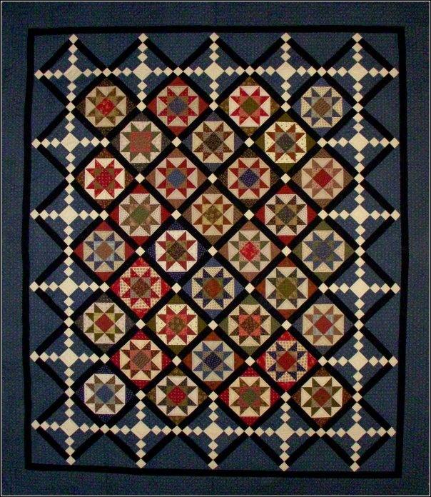 396 Best Quilts Vintage Style Images On Pinterest