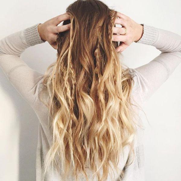 18 Schattierungen von Haarfarben anzeigen