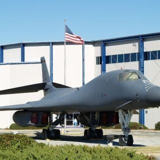The Museum of Aviation in Warner Robins, Georgia is home to more than 100 aircraft and missiles, flight simulators and open cockpits.