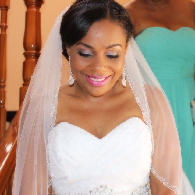 Bridal hair and Makeup in St. Elizabeth Jamaica