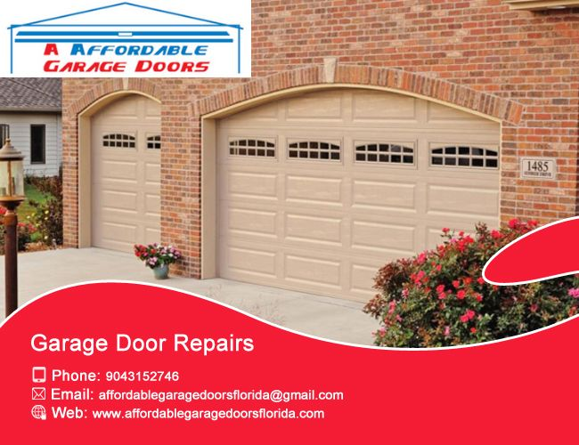 25 best ideas about garage door installation on pinterest for Garage door repair st augustine fl
