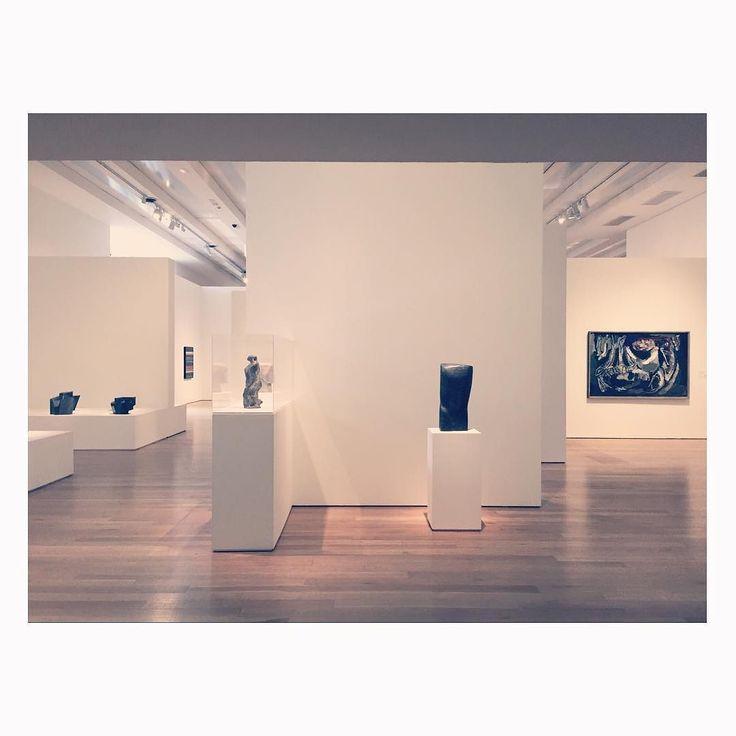 Tornare al lavoro. Museo de Bellas Artes de Bilbao y Gaur Konstelazioak... <3 by eliyelpez