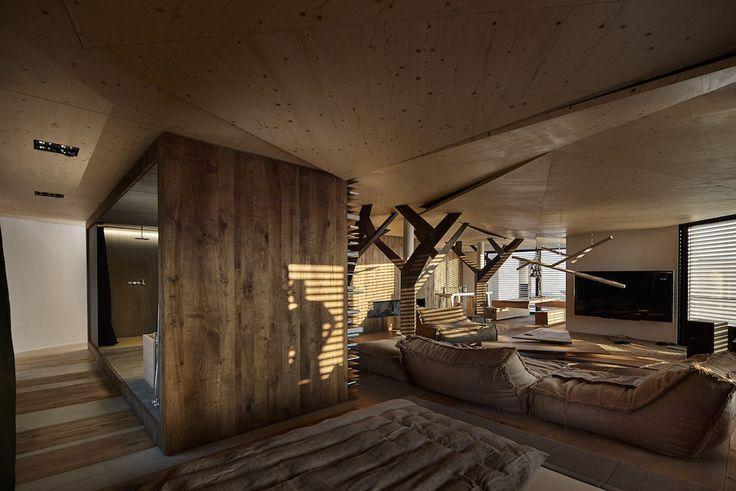 beef | Penthouse V | Interiéry