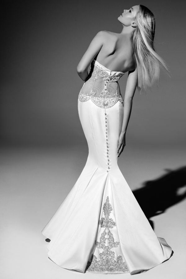 55 best Victor Harper Couture images on Pinterest | Short wedding ...