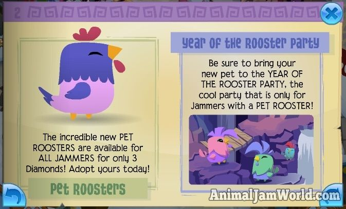 Sheep Are Here! animal-jam-pet-roosters  #AnimalJam #News http://www.animaljamworld.com/sheep-are-here/