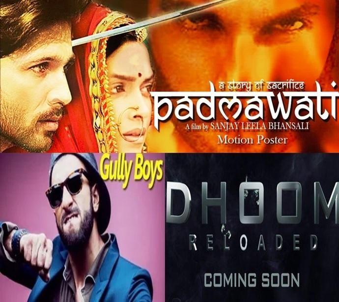 Ranveer Singh News: 4 upcoming Movie