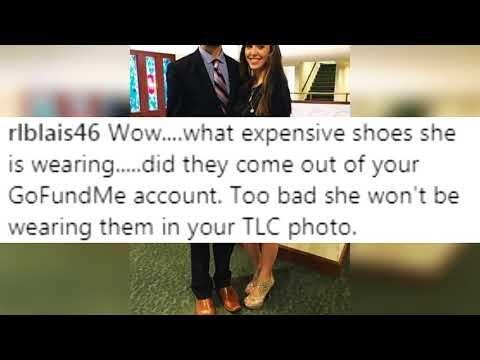 JILL DUGGAR Shows Off Expensive Heels, a fan asks if Derick used GoFundM...
