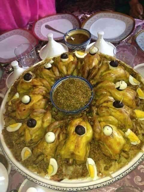 Rfissa marocaine Prestige