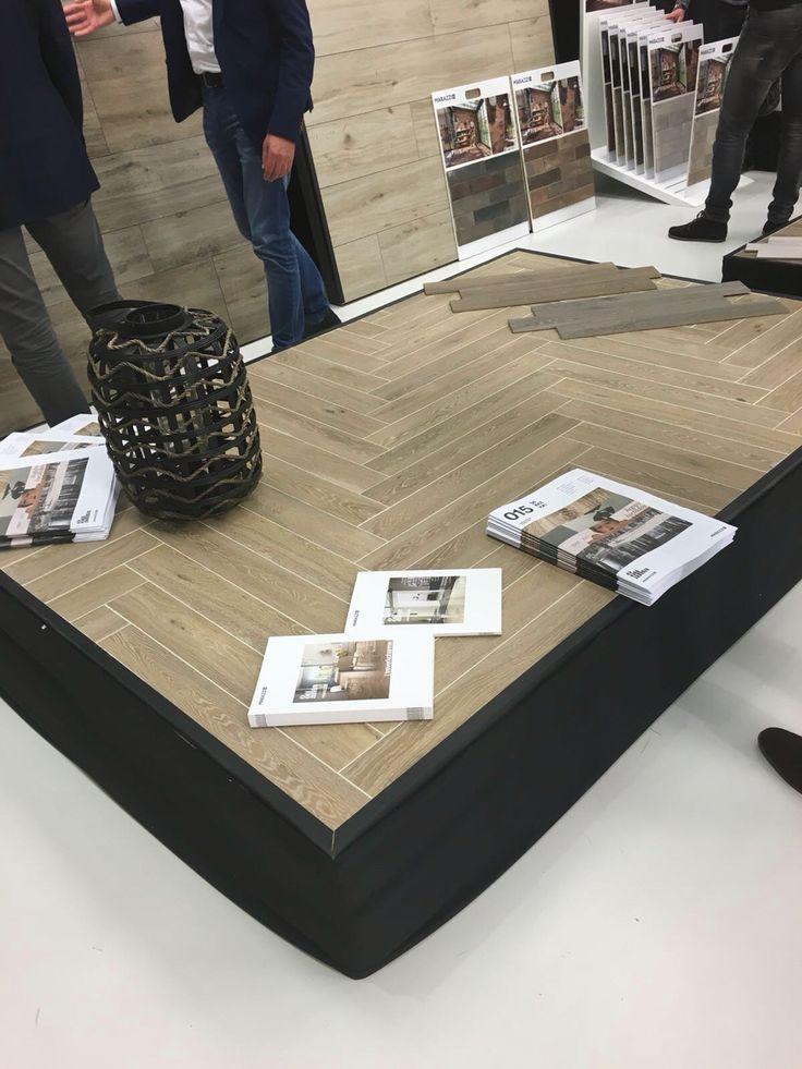 Ragno visgraat 10x70 cm keramisch parket