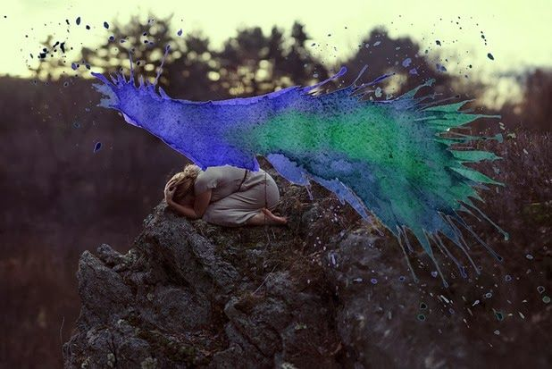 PHOTOGRAPHY AND WATERCOLORS BY ALIZA RAZELL