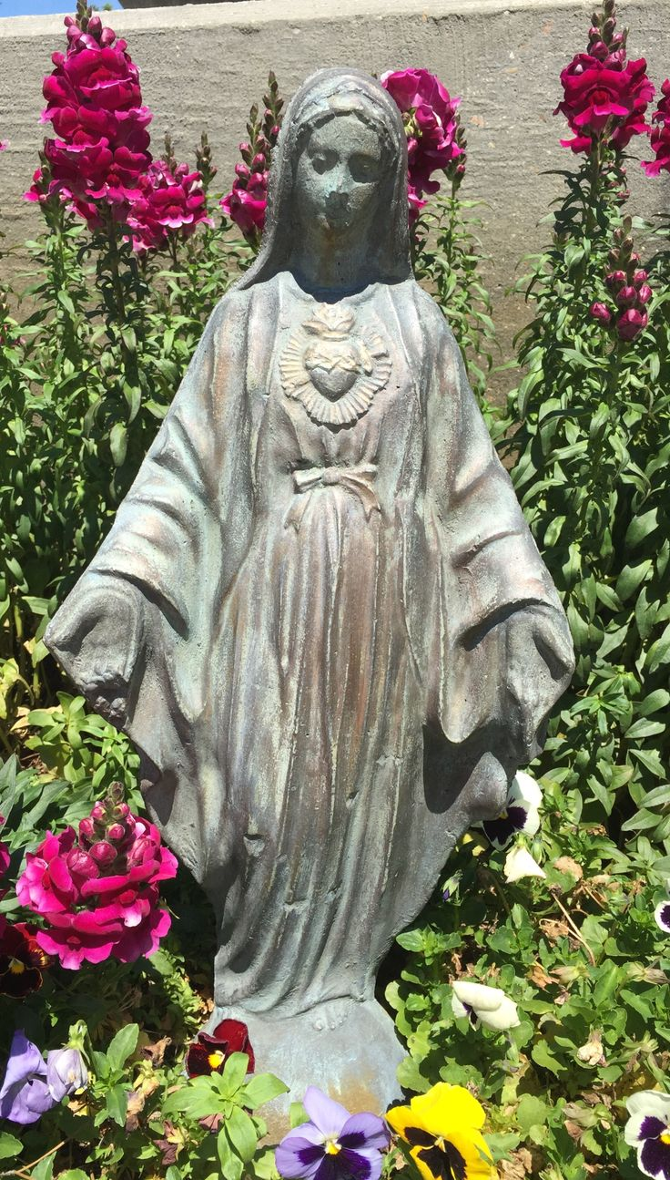 Immaculate Heart Of Mary Ave Mar 237 A Y Virgen Mar 237 A