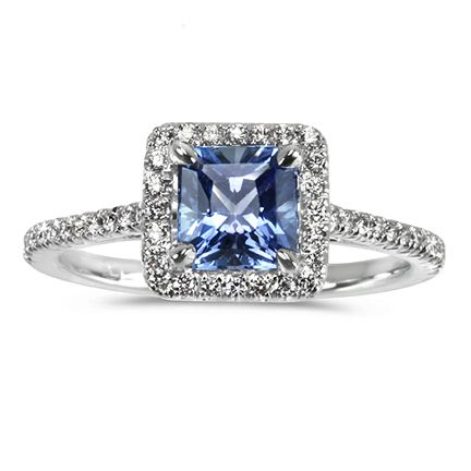 Antique engagement rings.