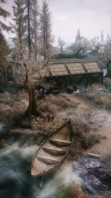 Kinematic ENB Southern Light at Skyrim Nexus - mods and community