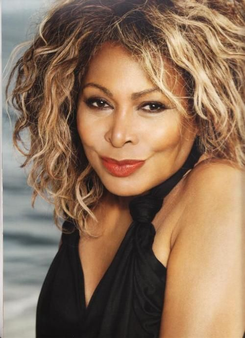 Tina Turner - Powerhouse Singer -Entertainer-Inspiration!