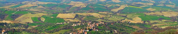 Cingoli, Marche, Italy - Italian Countryside by Gianni Del Bufalo CC BY-NC-SA