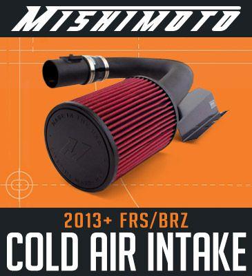 Subaru BRZ / Scion FR-S Performance Cold-Air Intake, 2013+