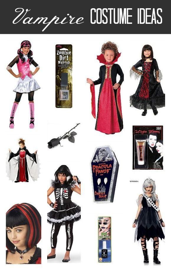 my favorite girl vampire costume ideas for halloween halloween vampire - Halloween Costumes Vampire For Girls