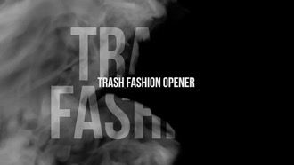 Check out Trash Fashion Opener here: https://motionarray.com/premiere-pro-templates/trash-fashion-opener-33194 #videoediting #motionarray