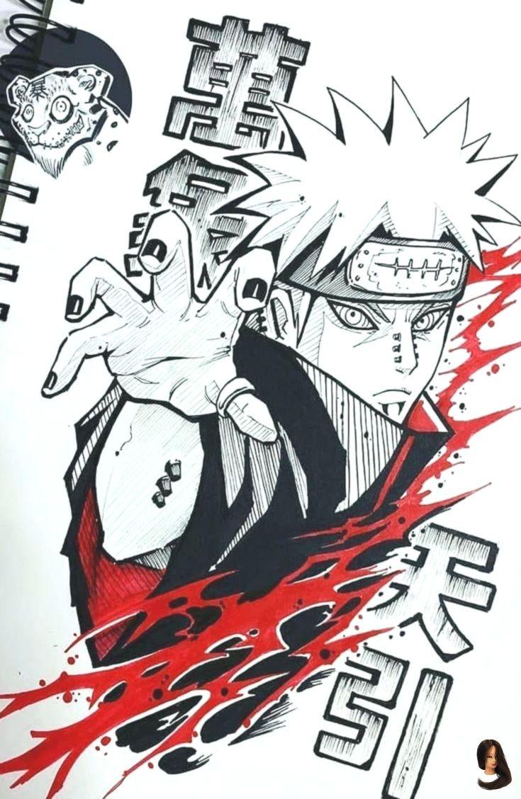 Pin Em Anime Drawings