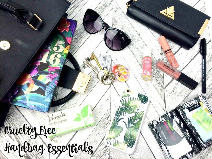 Cruelty Free Handbag Essentials