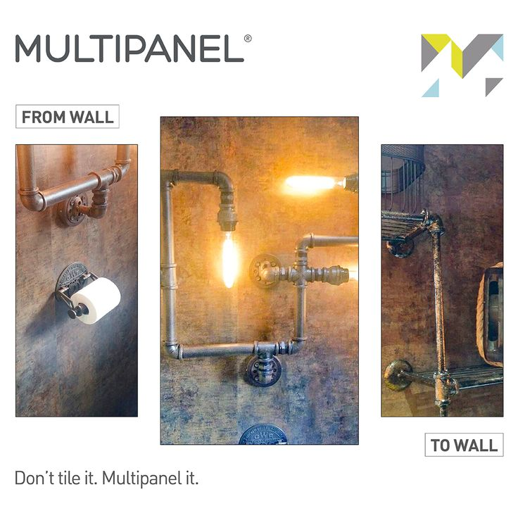 #TransformationTuesday Transforming interiors up and down the country, Multipanel is the no.1 choice for shower panels. Give your interior the TLC it deserves!  www.multipanel.co.uk