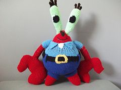 Ravelry: carmic5's Mr. Krabs