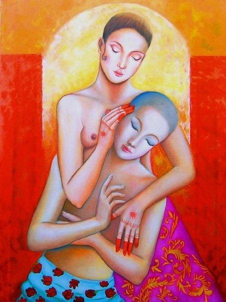 """""""Healing with Love"""" Luisa Villavicencio"""