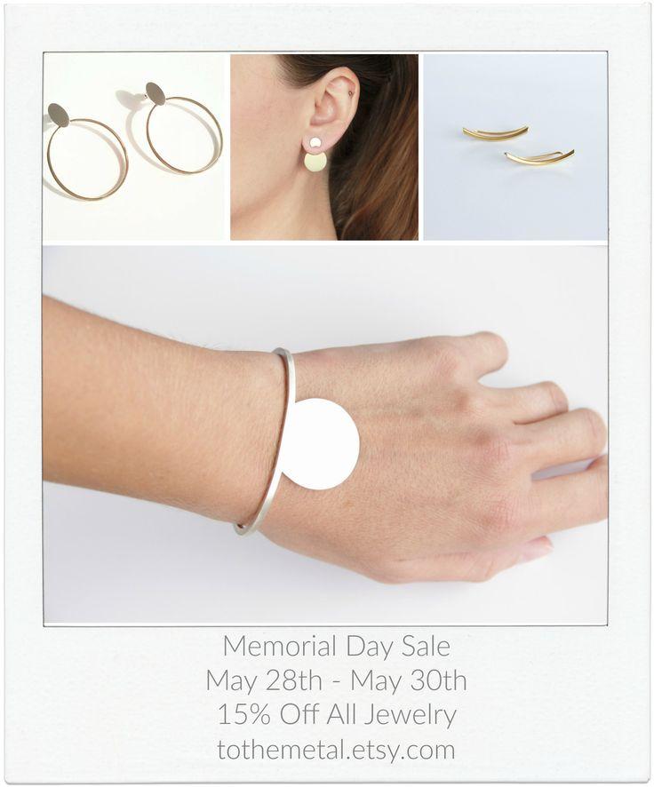 Memorial Day Sale Coming Up! tothemetal.etsy.com #memorialdaysale
