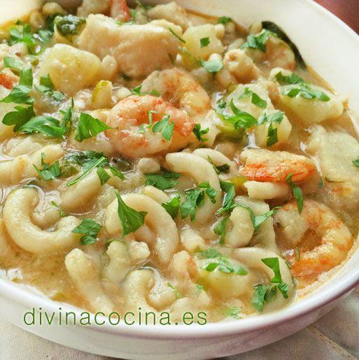 Cazuela marinera » Divina CocinaRecetas fáciles, cocina andaluza y del mundo. » Divina Cocina