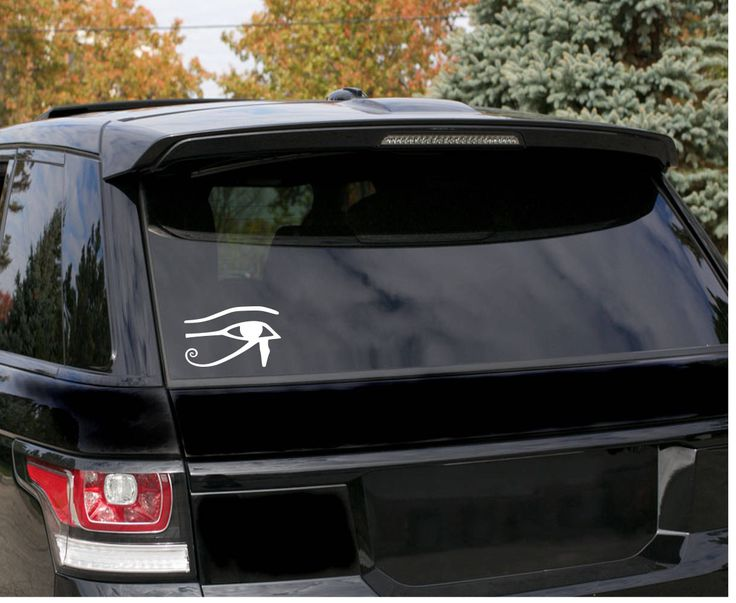 Eye of Horus, Ancient Egypt, Protection Decal, MacBook Decals, Window Decals, Yeti Decals, Laptop decals, car decal, Eye of Ra decal, by DizzyBellDesigns on Etsy