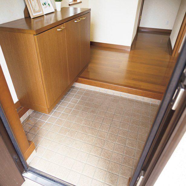 玄関は運の入り口 いちばん重要なたたきを清めて運気アップ 玄関