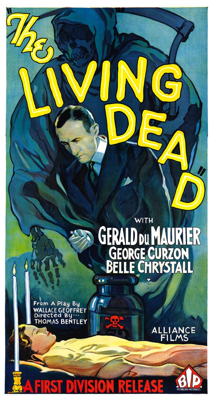 the living dead, 1934 (via wrongsideoftheart.com)
