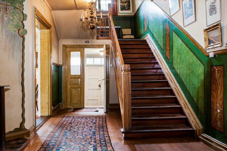 Bild 2: 10 rum villa på Järnvägsgatan 4, Trelleborgs kommun ANDERSLÖV