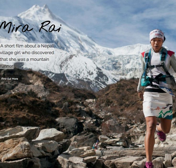 Mira Rai's story is one of hidden sporting talent stumbled upon by chance, and an