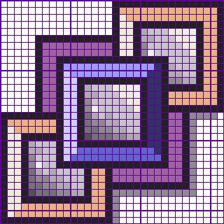 pattern 5-cross stitch